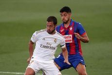 Lawan Real Valladolid, Real Madrid Tanpa Eden Hazard