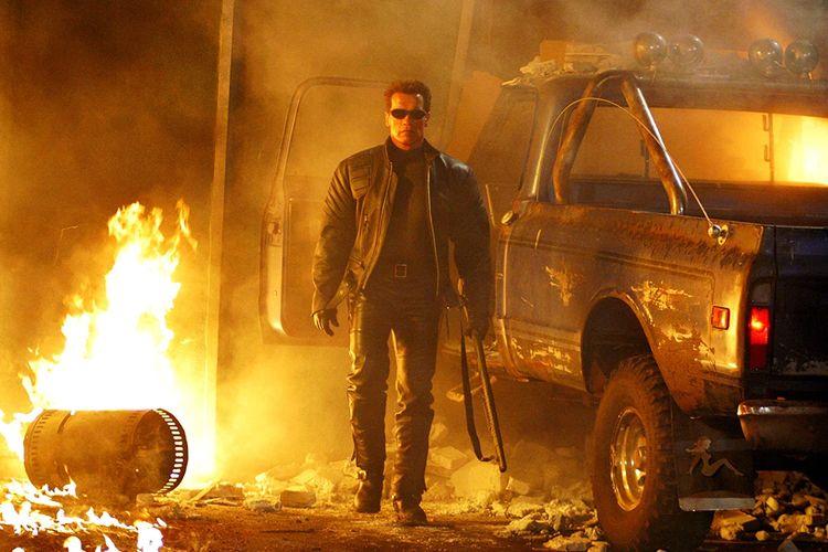 Terminator 3: Rise of the Machine
