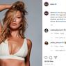 Kate Moss Jadi Duta Skims, Produk Pakaian Dalam Milik Kim Kardashian