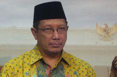 Bahas Islah PPP, Lukman Hakim Saifuddin Temui KH Maemun Zubair