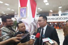 Ridwan Kamil Mengaku Tak Dihubungi Jokowi soal Posisi Menteri