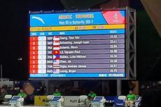 Dua Rekornas Cabor Renang Terpecahkan pada SEA Games 2019
