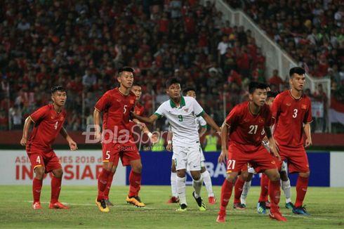 Timnas U-16 Indonesia Vs Vietnam, Fakhri Tak Peduli Rekor Pertemuan