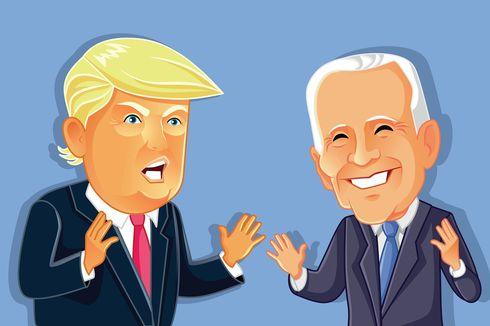Ada 11 Swing State di Pemilu Presiden AS 2020, Itu Negara Bagian Mana Saja?