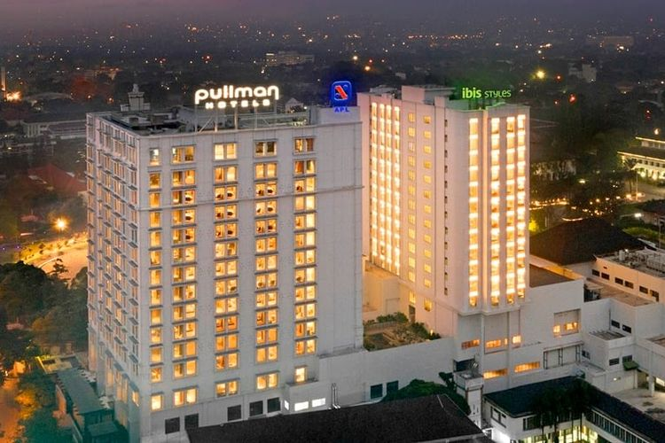 Accor meluncurkan dua hotel barunya di Bandung yaitu Hotel Pullman dan Hotel Ibis