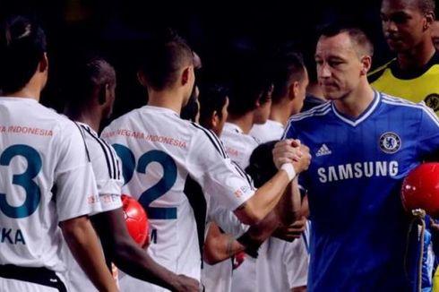 Terry Bagus, Lampard Oke, Mata Ditunggu