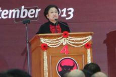 Alasan Mega Tunjuk Jokowi Bacakan