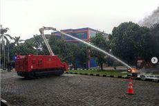Pemprov DKI Beli 1 Robot Pemadam Kebakaran, Harganya Rp 37,4 Miliar