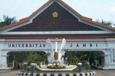 Satu Dosen Universitas Jambi Positif Covid-19, Kampus Diliburkan 3 Hari