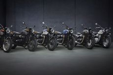 Cek Harga dan Ubahan Triumph Bonneville 2021