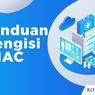 INFOGRAFIK: Panduan Mengisi e-HAC untuk Perjalanan Laut dan Udara