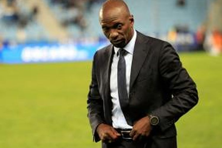 Claude Makelele dipecat sebagai pelatih Bastia pada Senin (3/11/2014).