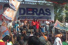Dhani di Jombang, Giliran Once Kampanye di Probolinggo