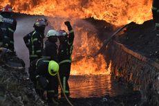 Fakta Terkini Pipa Pertamina Terbakar, Diduga karena Pengeboran Proyek Kereta Cepat hingga 1 WNA Tewas