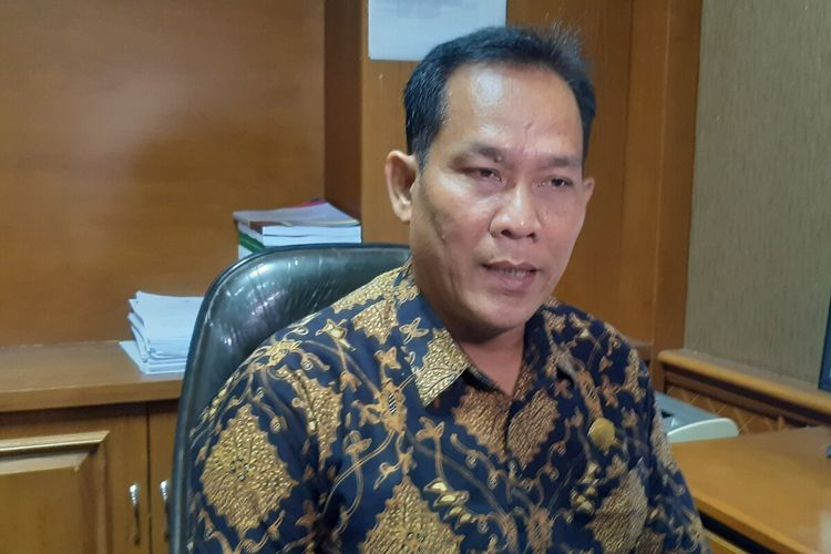 Ketua DPC Partai Gerindra Solo, Ardianto Kuswinarno.