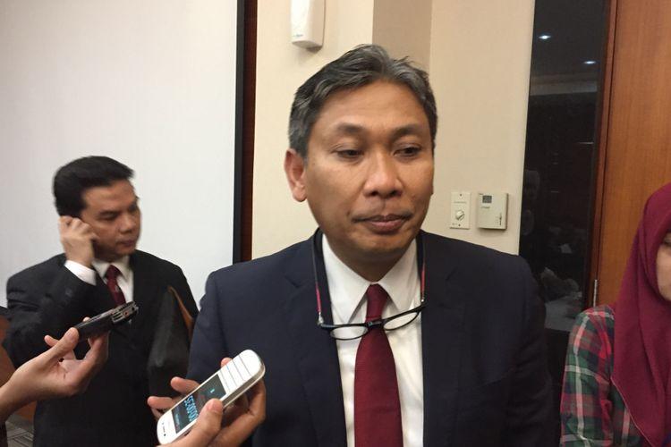 Direktur Eksekutif Kepala Departemen Komunikasi BI, Onny Widjanarko