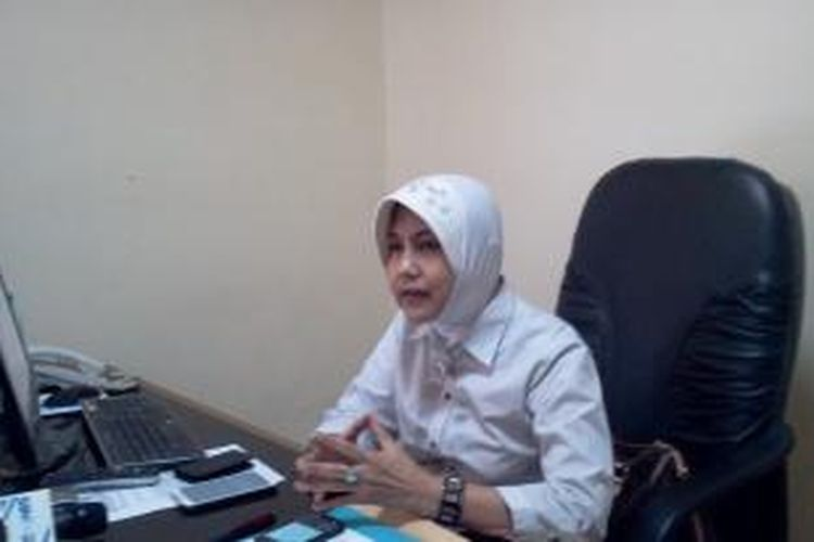 Anggota Komisi Kepolisian Nasional (Kompolnas) Hamidah Abdurrachman