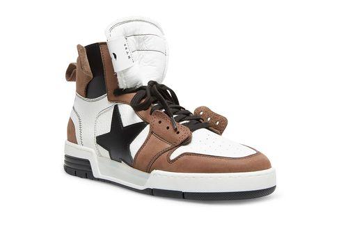 Steve Madden Bikin Sneakers Mirip AJ 1 x Off-White dan Travis Scott