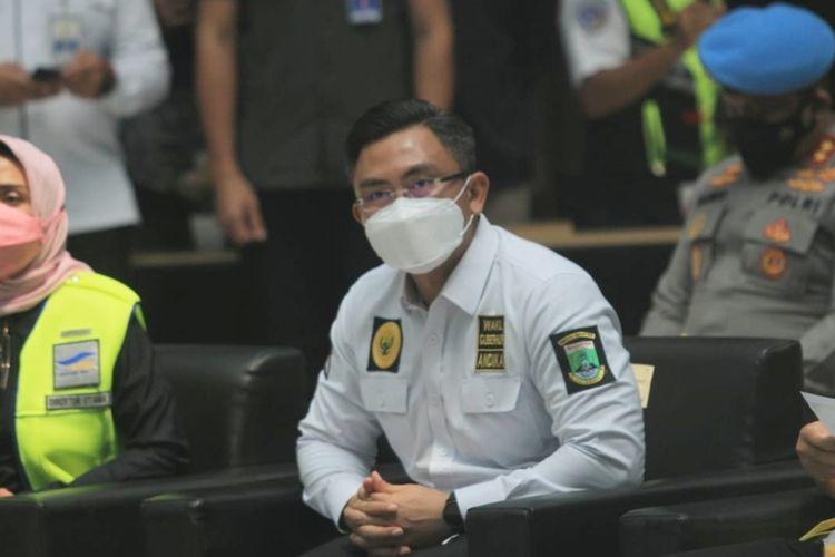 Wakil Gubernur Banten Andika Hazrumy terkonfirmasi positif Covid-19