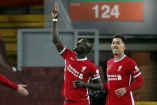 Liverpool Vs West Brom, Sadio Mane Ukir Pencapaian Gemilang