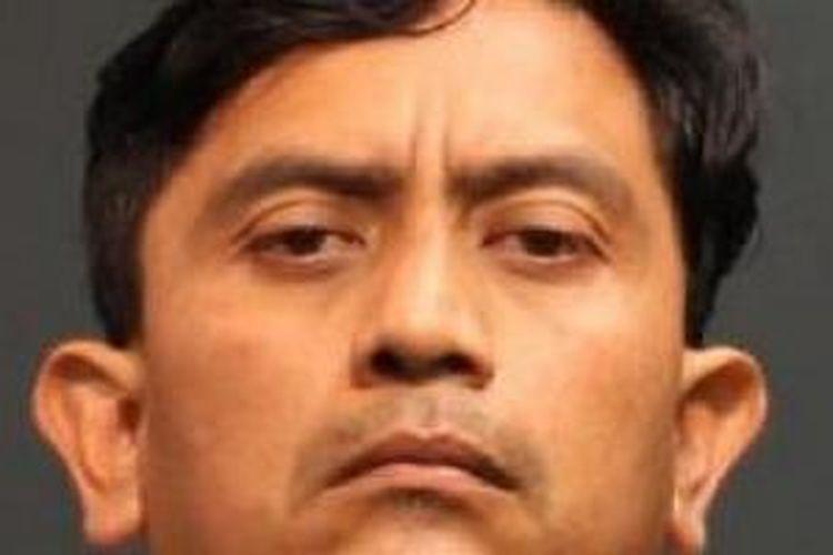 Isidro Garcia, tersangka penculik
