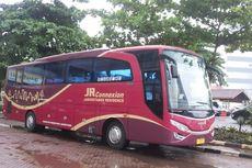 Fasilitas Bus JR Connexion untuk Pikat Warga Tinggalkan Mobil Pribadi