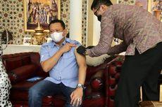 Ketua MPR Bambang Soesatyo Terima Vaksin Covid-19 Sinovac