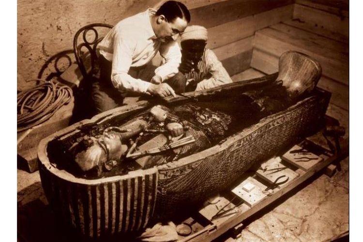 penemuan Tutankhamun
