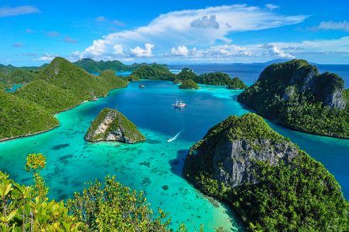Raja Ampat Larang Kapal Wisata Masuk pada 6-17 Mei 2021