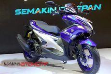 Yamaha NMAX Mengalah demi Aerox 155 VVA