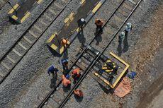 Beroperasi 2022, Intip Progres Pembangunan Kereta Cepat Jakarta-Bandung