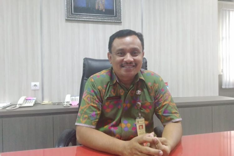 Kepala Dinas Penanaman Modal dan Pelayanan Terpadu Satu Pintu (DPMPTSP) Kabupaten Semarang, Valeanto Sukendro