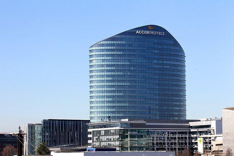 Kantor Pusat AccorHotels, Perancis