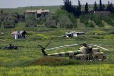 Pemberontak Suriah Rebut Pangkalan Angkatan Udara