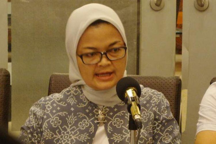 Kepala Badan Pengawas Obat dan Makanan (BPOM) Penny K Lukito