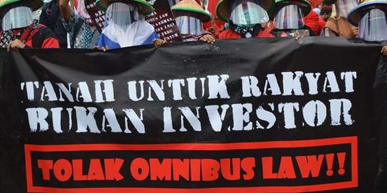Jejak Omnibus Law Dari Pidato Pelantikan Jokowi Hingga Polemik Ruu Cipta Kerja Halaman All Kompas Com