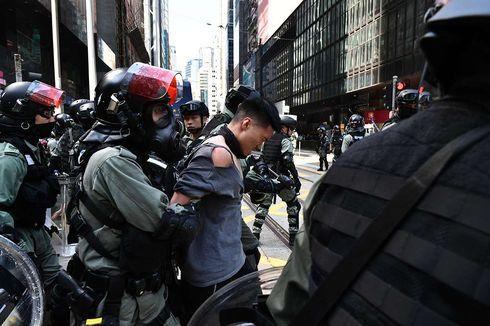 Akhirnya, DPR AS Sahkan UU Mendukung HAM dan Demokrasi Hong Kong