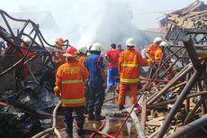 Pasar Lokbin Susukan yang Terbakar Itu Ternyata...