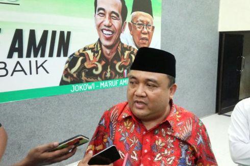Baliho Jokowi-Ma'ruf Dicoret, Pendukung Diminta Tak Reaktif