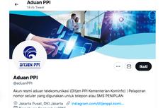 Simak, Ini Cara Laporkan Telepon atau SMS Spam via Twitter @AduanPPI