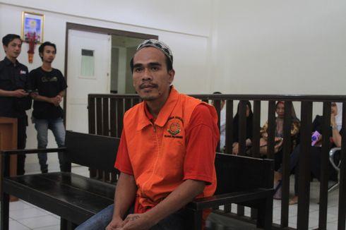 Usai Dituntut Hukuman Mati, Otak Pembunuh Sopir Taksi Online: Cukup Saya Saja, Jangan Ada Lagi