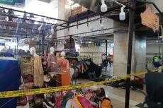 Kebakaran di Lantai Dasar Thamrin City Diduga karena Korsleting Listrik