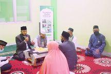 Jelang Lebaran, Dompet Dhuafa Fasilitasi Pernikahan Santri Muallaf di Tangsel