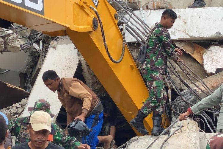 bencana gempa di Sulbar