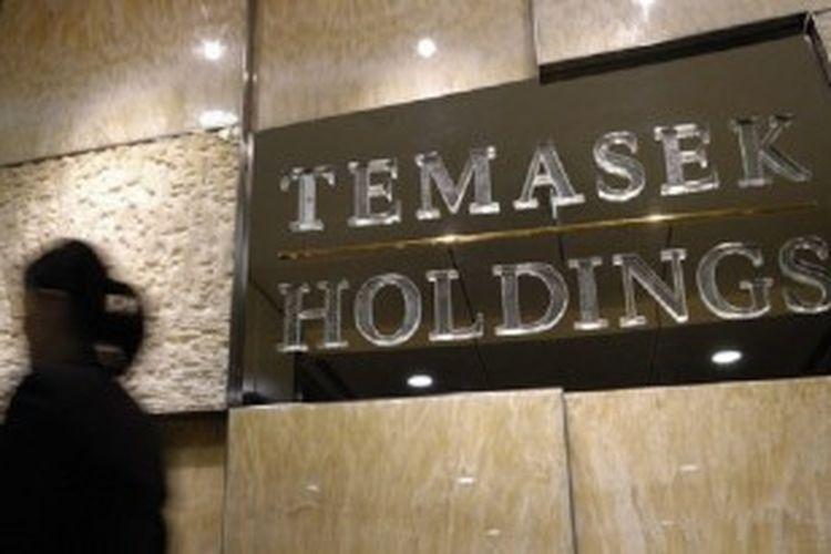 Kantor pusat Temasek Holding