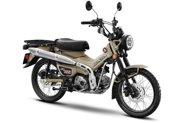 Honda CT125 versi Thailand