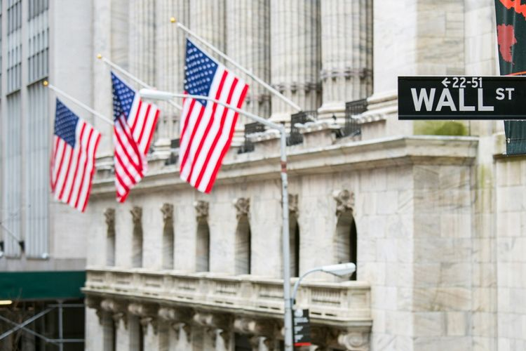 Bursa saham New York atau New York Stock Exchange
