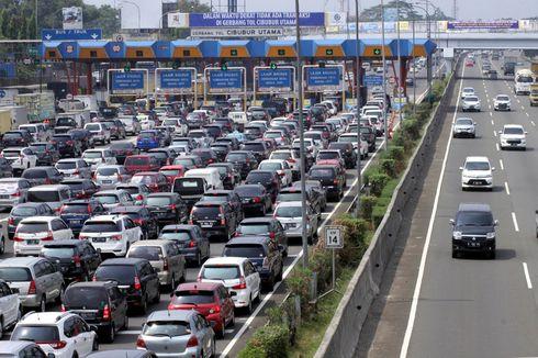 Transaksi Non-tunai Juga Diterapkan di Tol Jakarta-Tangerang