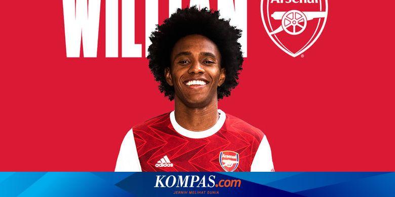 Selain Willian, 6 Pemain Ini Juga Pernah Jadi Pengkhianat Arsenal dan Chelsea