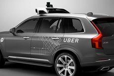 Mobil Tanpa Sopir Uber Terekam Menerobos Lampu Merah